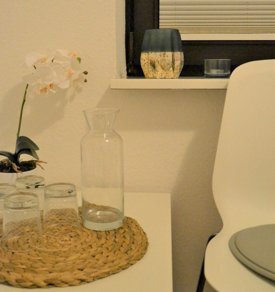 Wartezimmer Praxis für Psychotherapie